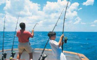 Fishing in Perdido