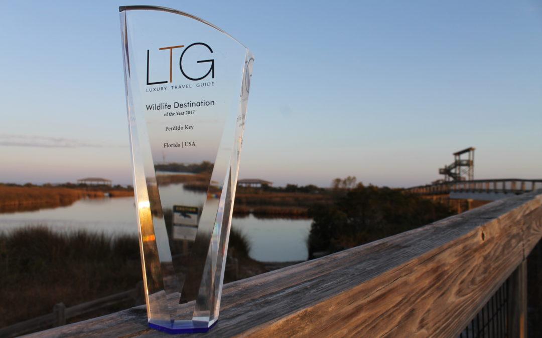 Awarded Best Wildlife Destination